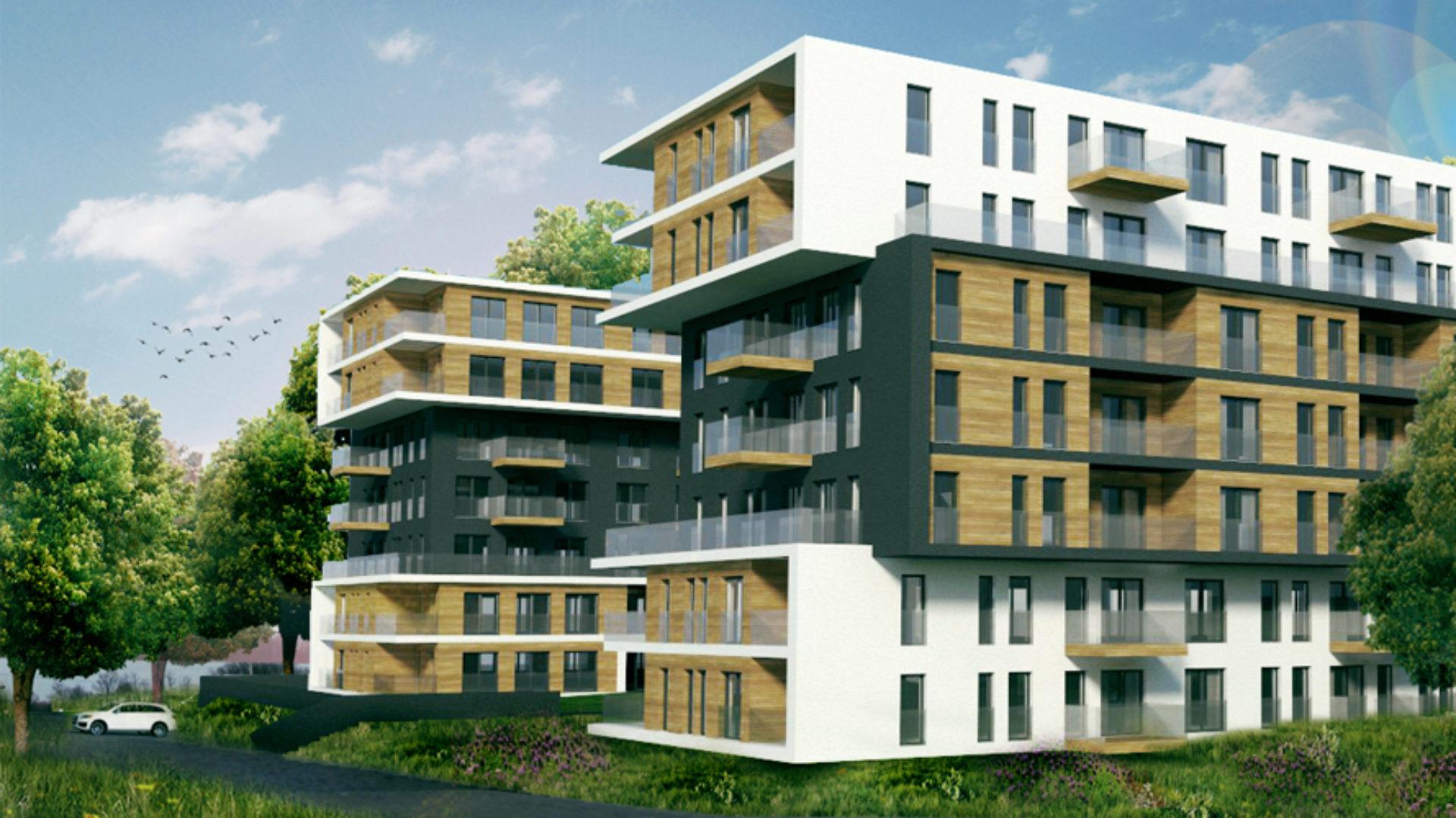 Osiedle Uniwersyteckie – Apartamenty i mieszkania – Sosnowiec
